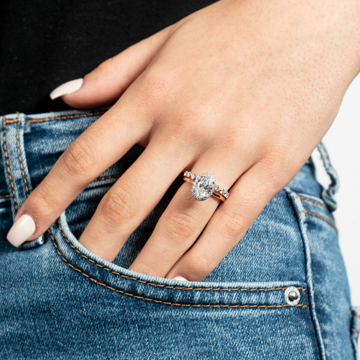 Diamond Wedding and Engagement Ring in Sydney