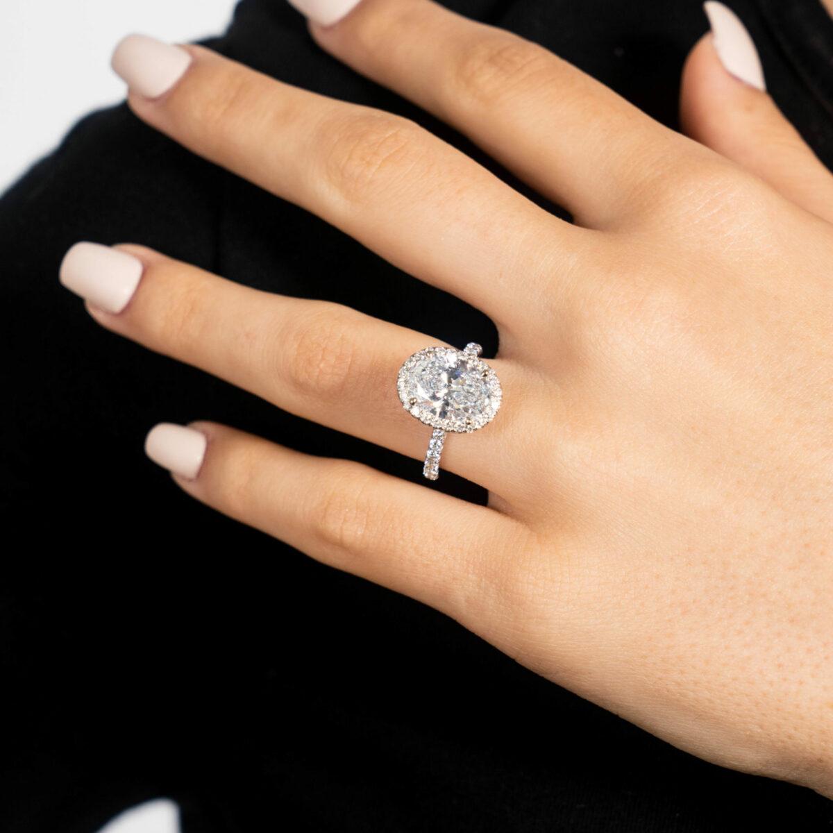 Diamond Wedding and Engement Ring in Sydney