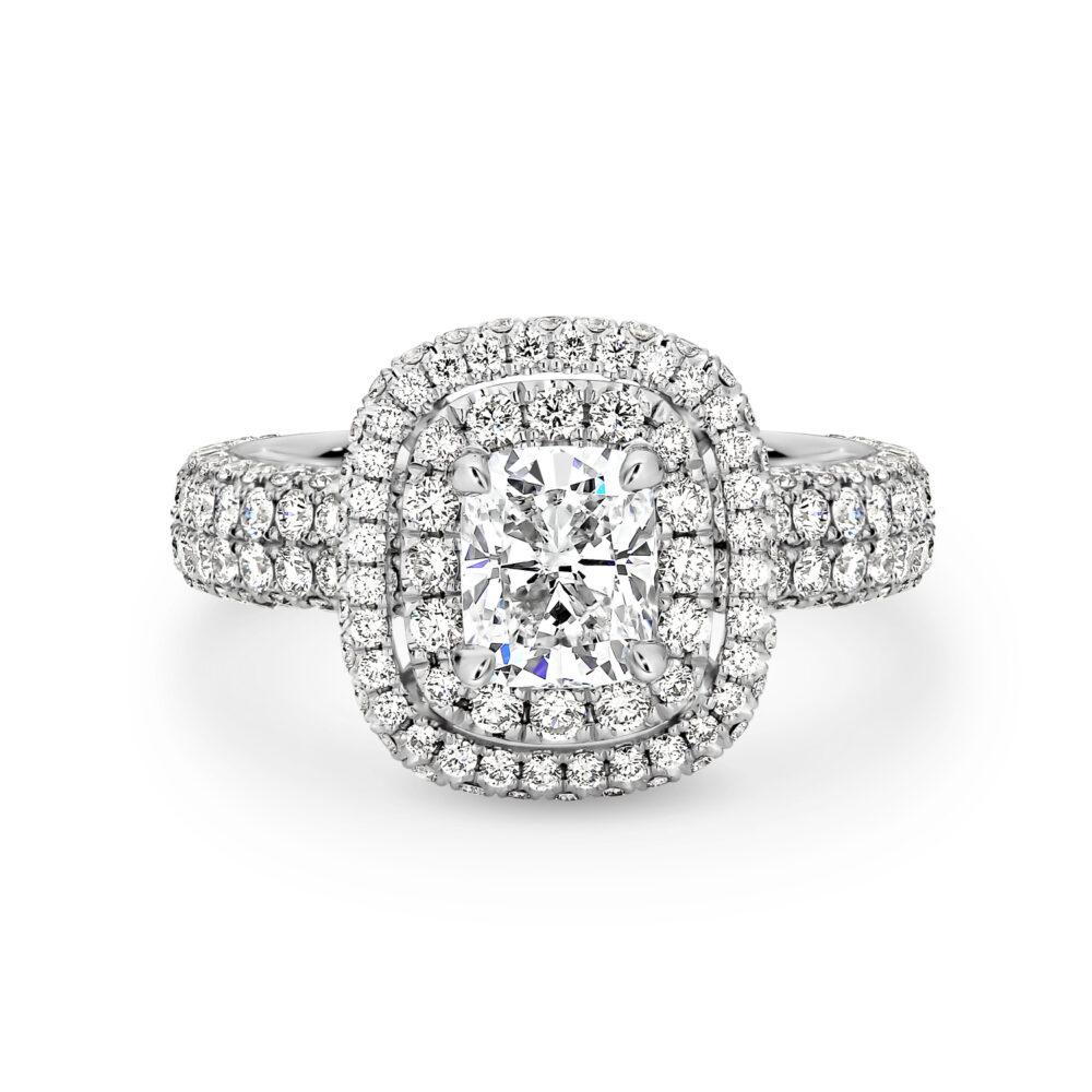 ALMA Diamond Engagement Ring in Sydney