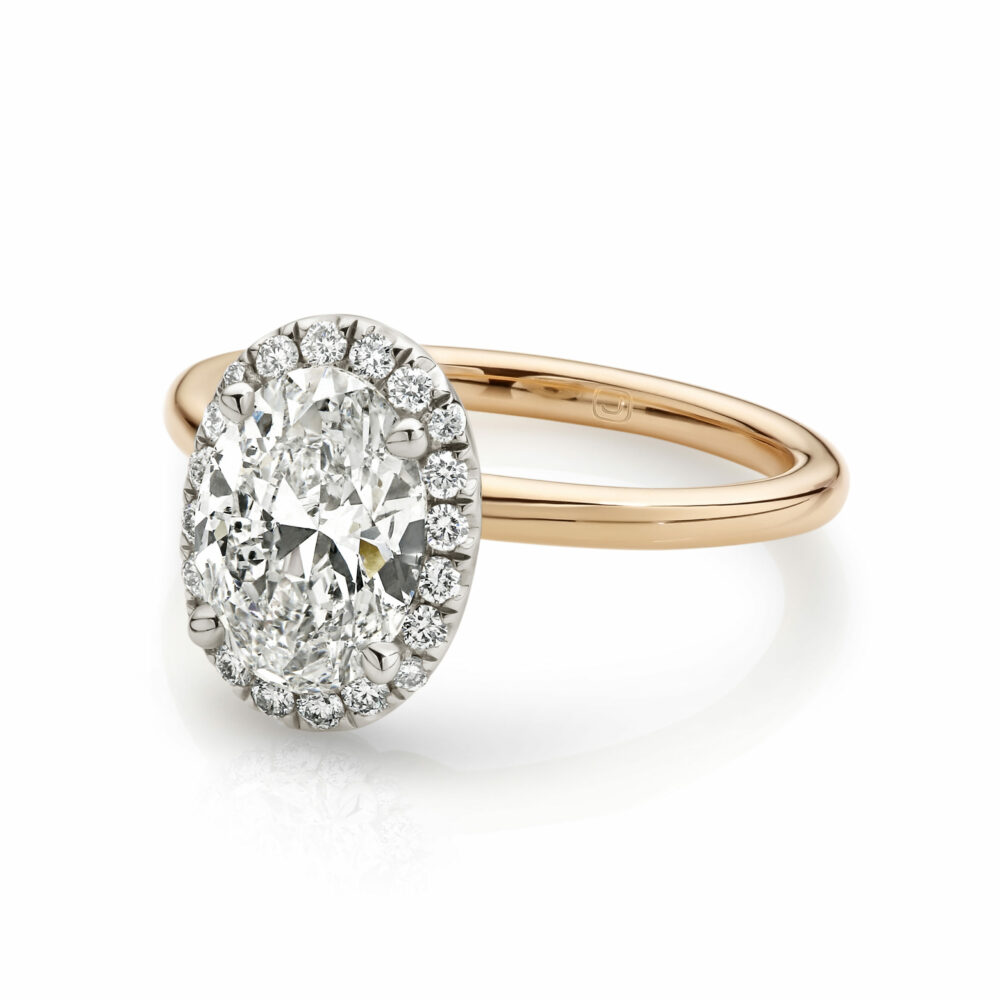 MADELEINE Diamond Engagement Ring in Sydney