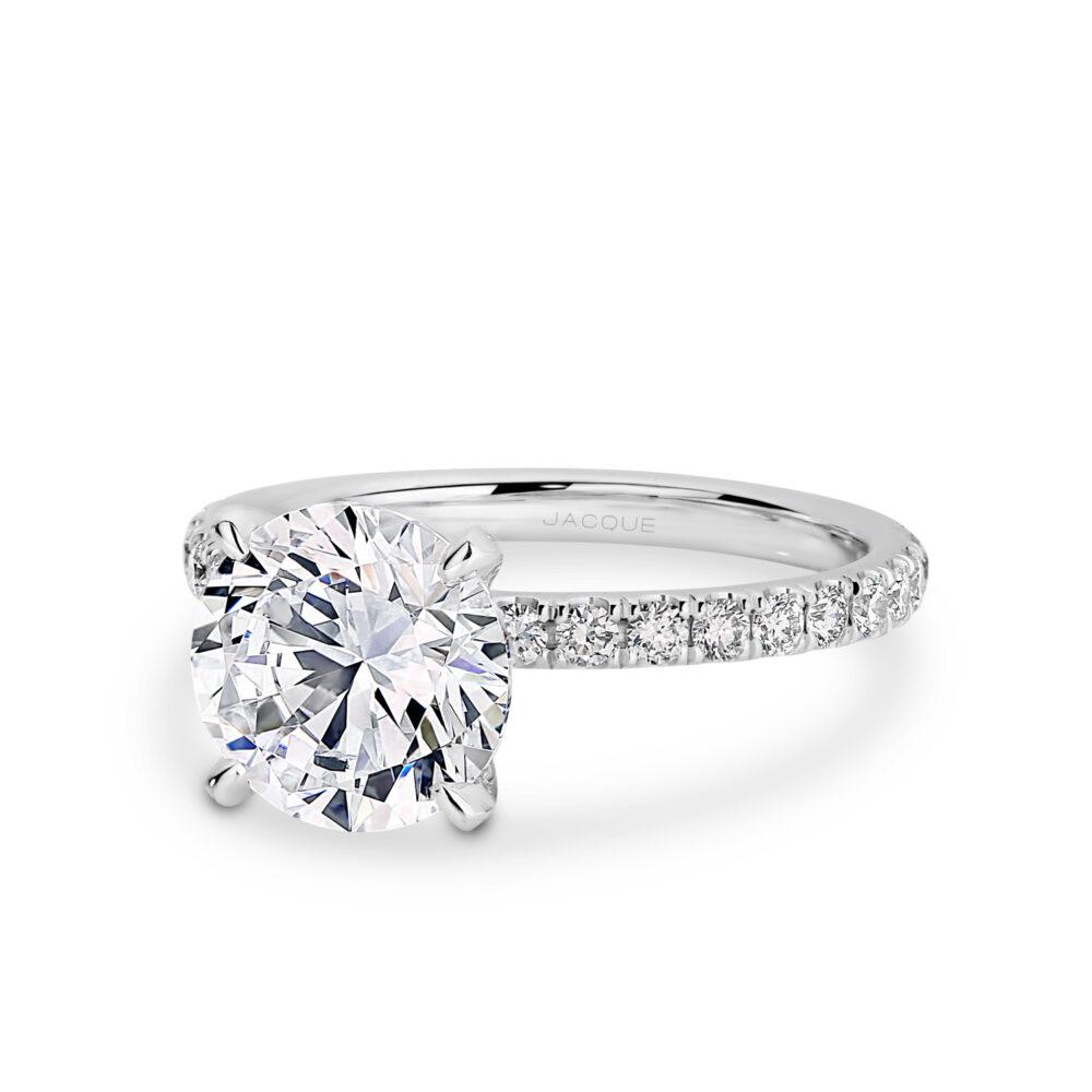 EVELINA Diamond Engagement Ring in Sydney