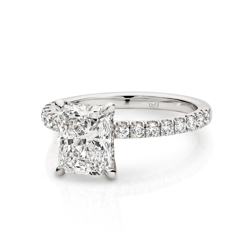 GISELE Diamond Engagement Ring in Sydney