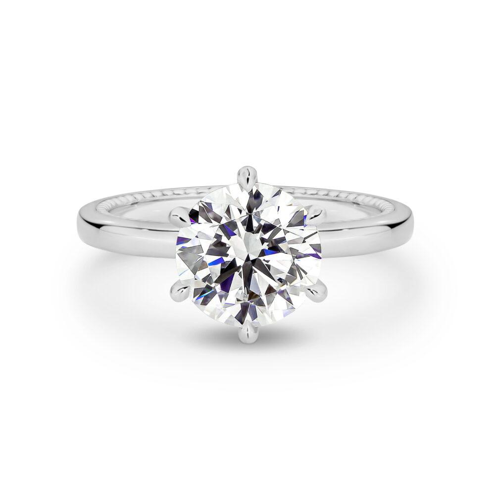 AIDA Diamond Engagement Ring in Sydney