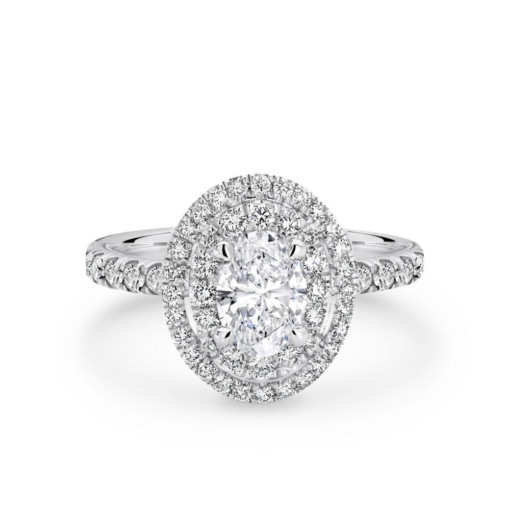 SIENA Diamond Engagement Ring in Sydney