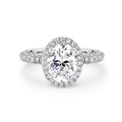 CHLOE Diamond Wedding Ring in Sydney
