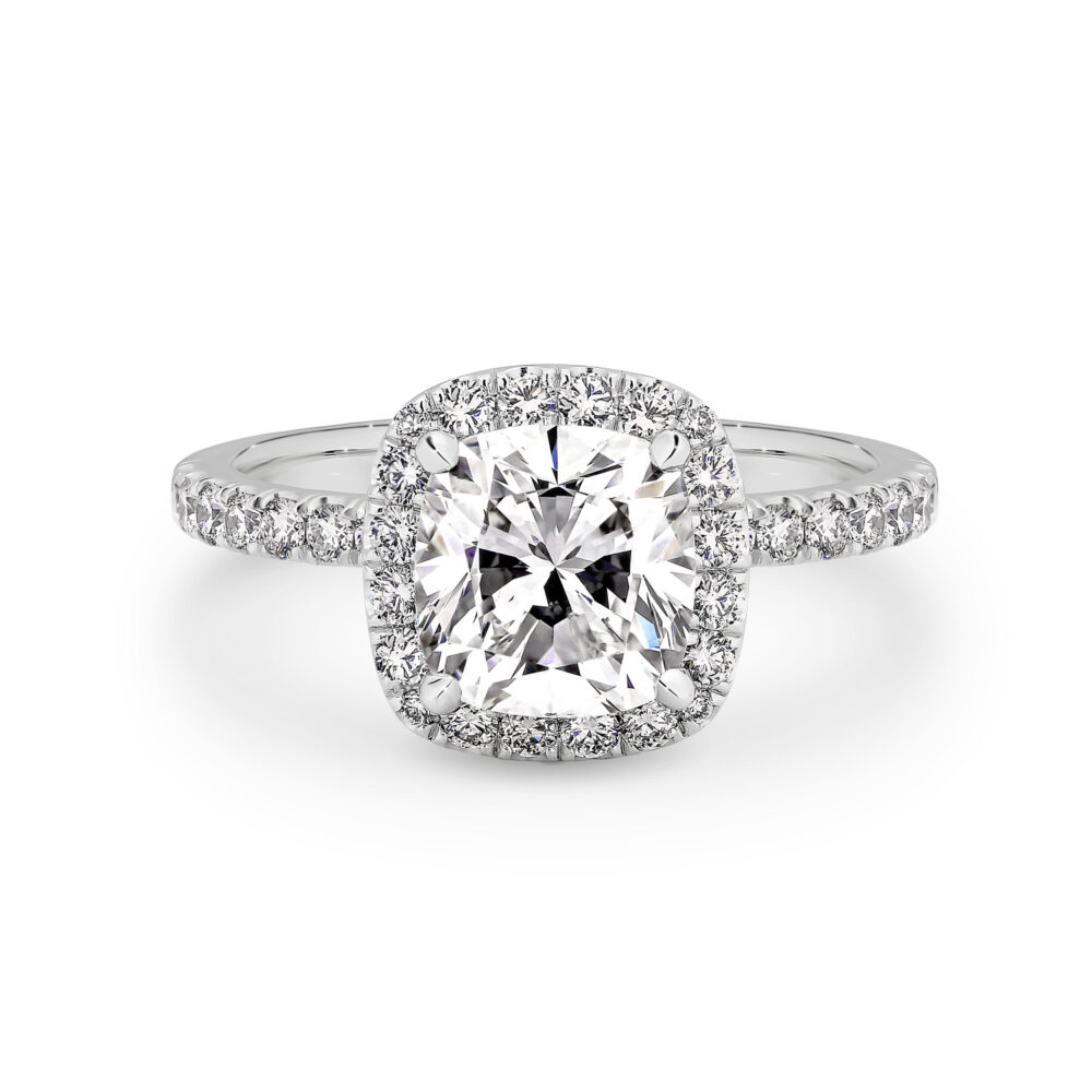 ALESSIA Diamond Engagement Ring in Sydney