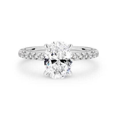 SAVANNAH Diamond Engagement Ring in Sydney
