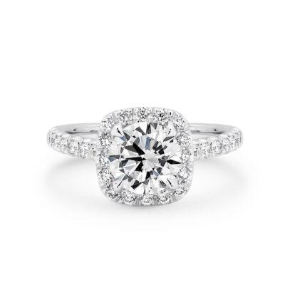 JADE Diamond Engagement Ring in Sydney