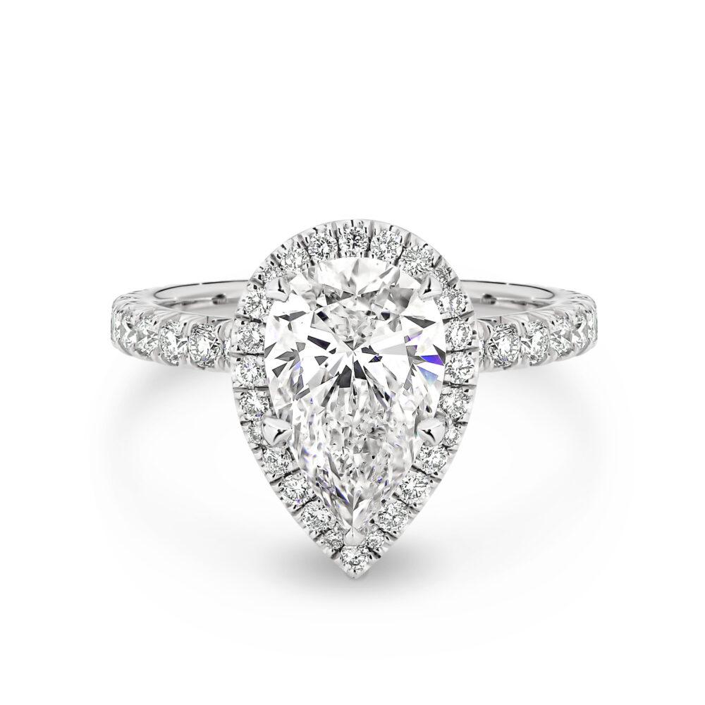 VIVIA Diamond Engagement Ring in Sydney