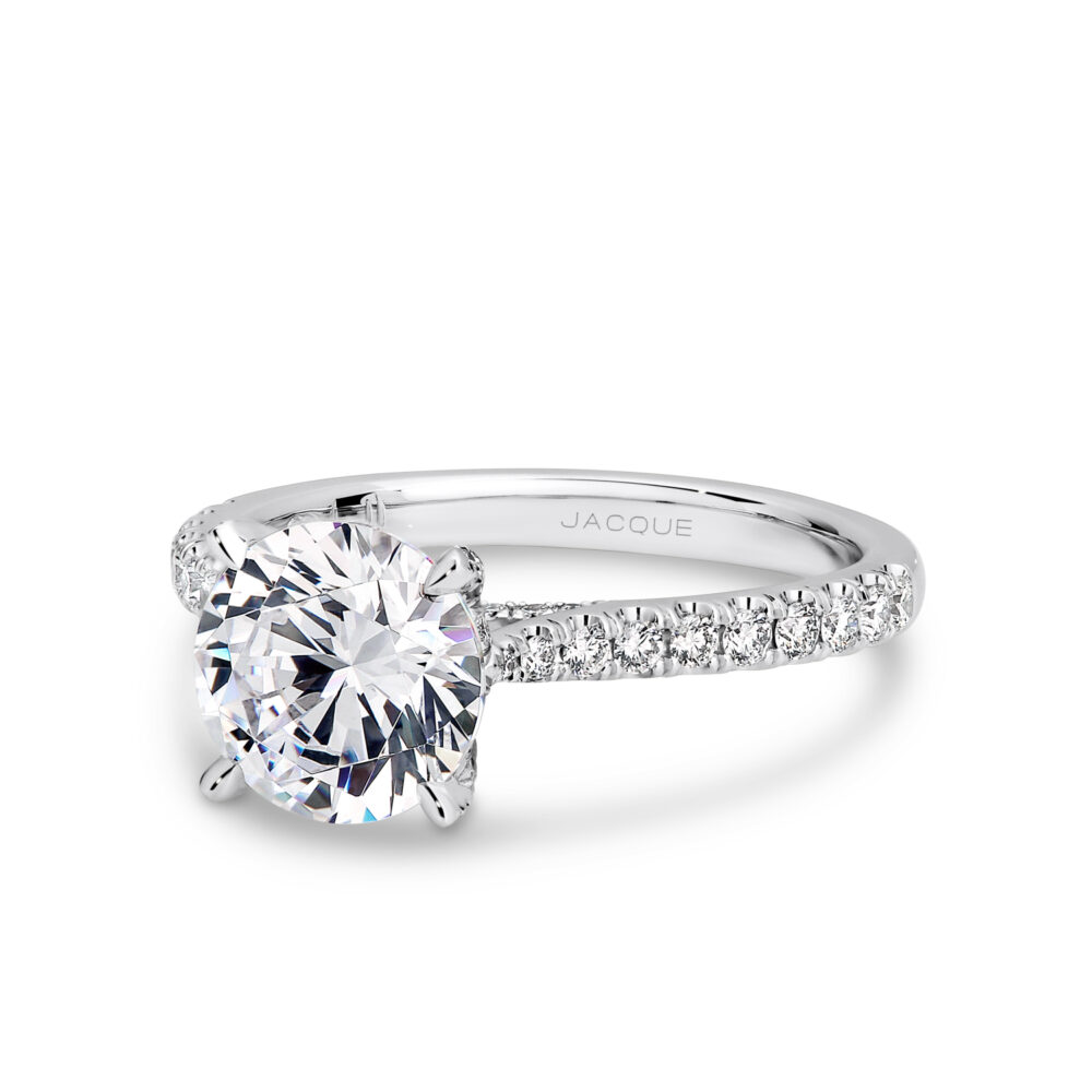 FLORENCIA Diamond Engagement Ring in Sydney