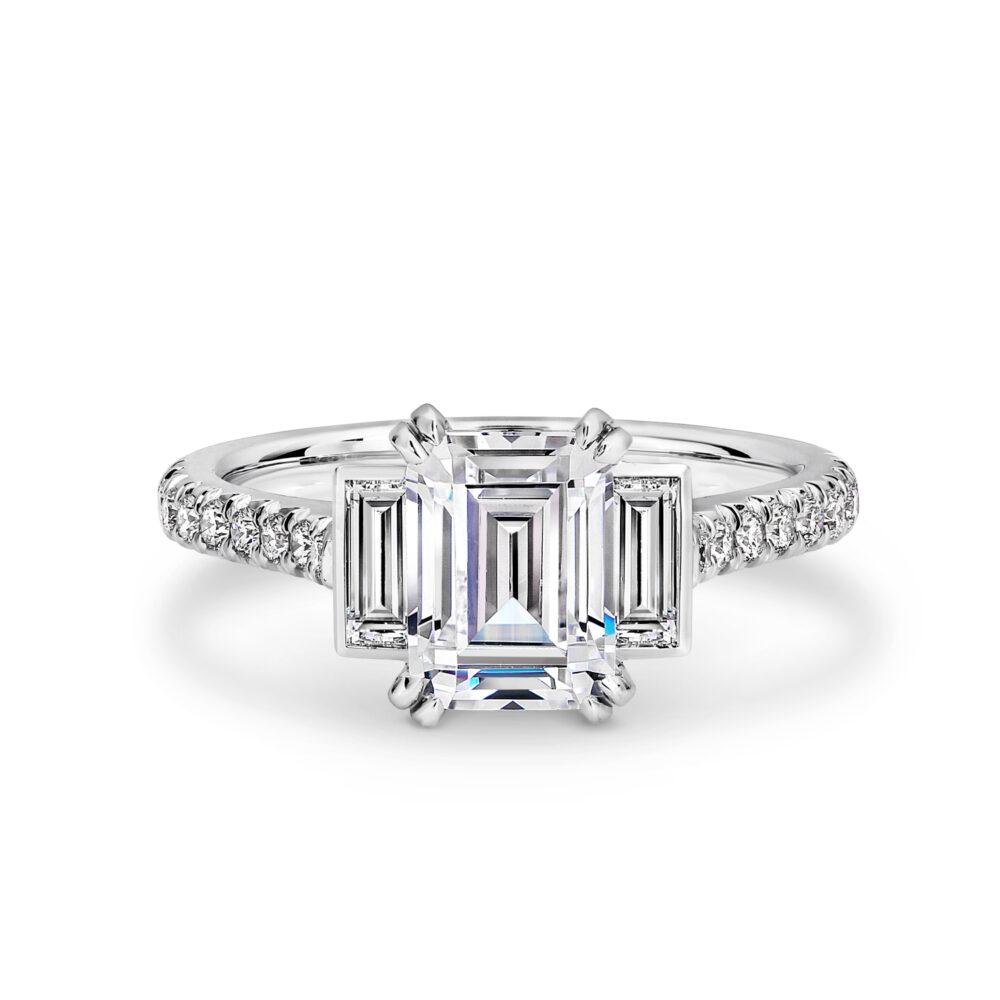 ANTONELLA Diamond Engagement Ring in Sydney