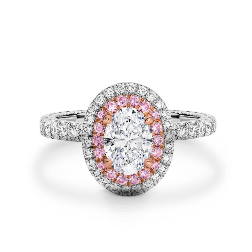 LOLA Diamond Engagement Ring in Sydney