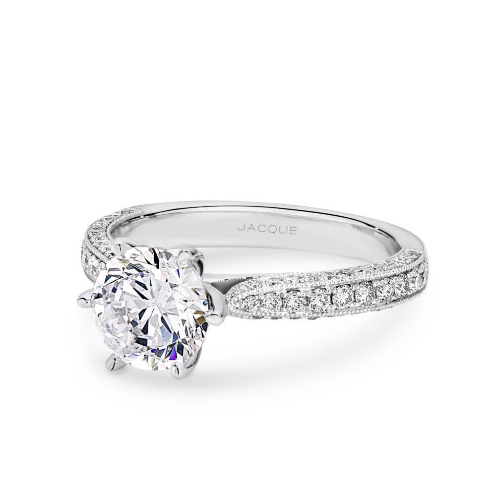 AMALIA Diamond Engagement Ring in Sydney