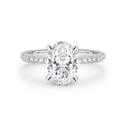 DELFINA Diamond Engagement Ring in Sydney