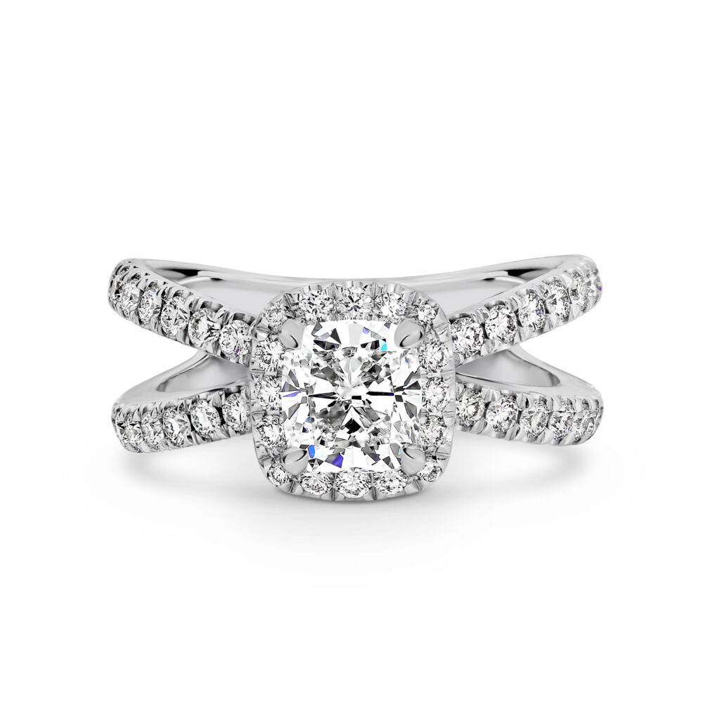 EVERLY Diamond Engagement Ring in Sydney