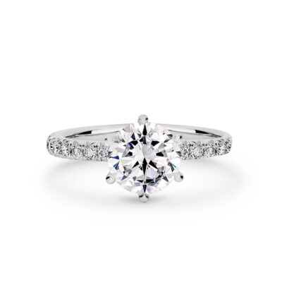 ALEXA Diamond Engagement Ring in Sydney