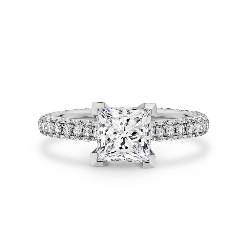 ISLA Diamond Engagement Ring in Sydney