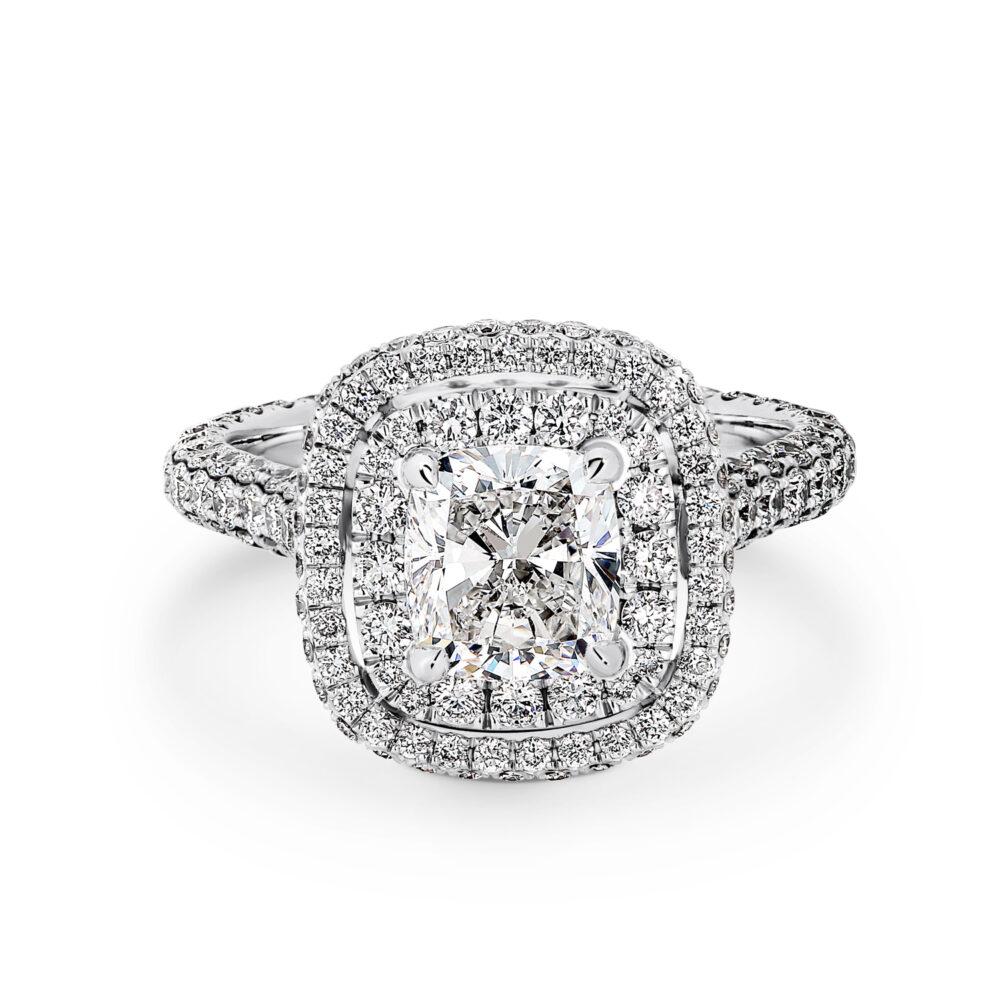 FREYA Diamond Engagement Ring in Sydney