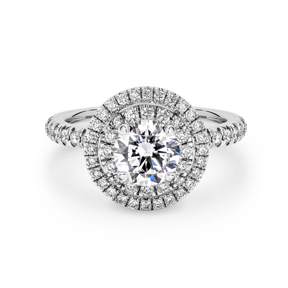 WILLOW Diamond Engagement Ring in Sydney