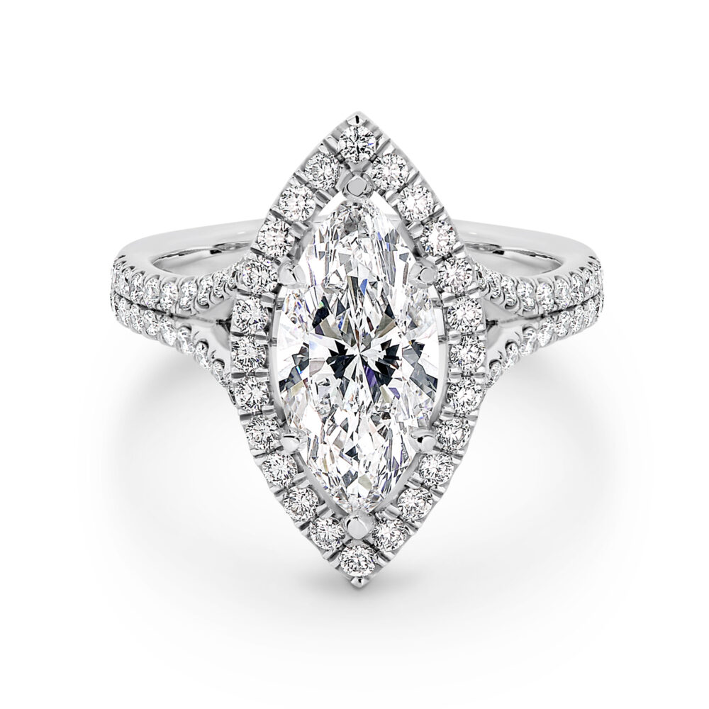 BEATRICE Diamond Engagement Ring in Sydney