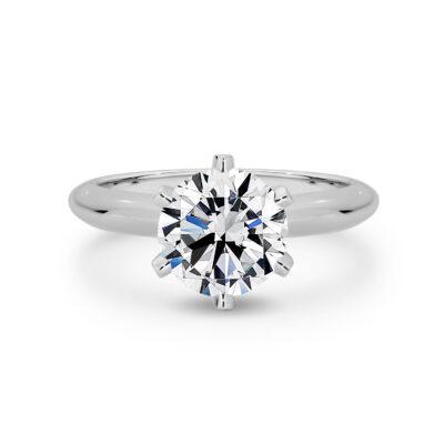 MILA Diamond Engagement Ring in Sydney