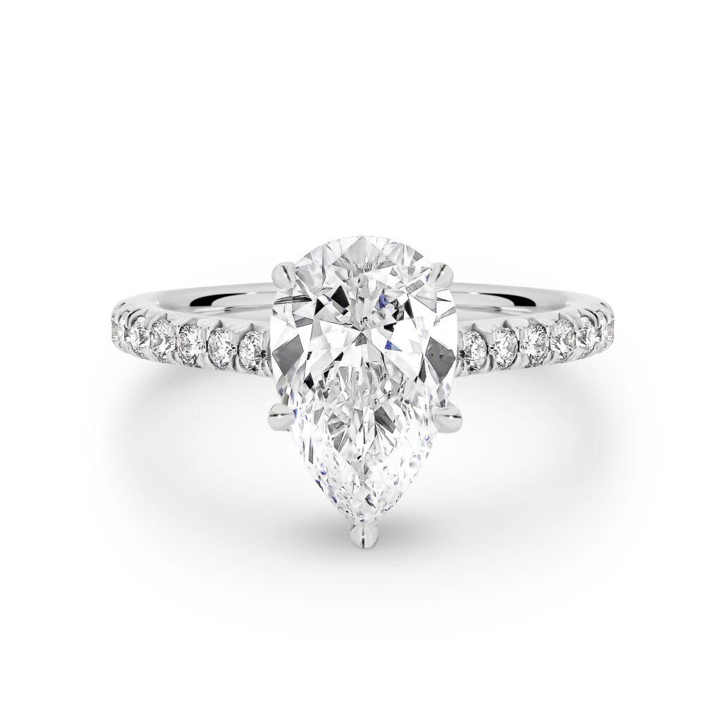FELICITY Diamond Engagement Ring in Sydney