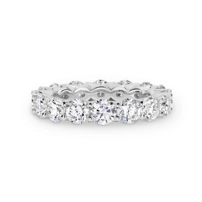 CLARETTA Diamond Wedding ring in Sydney