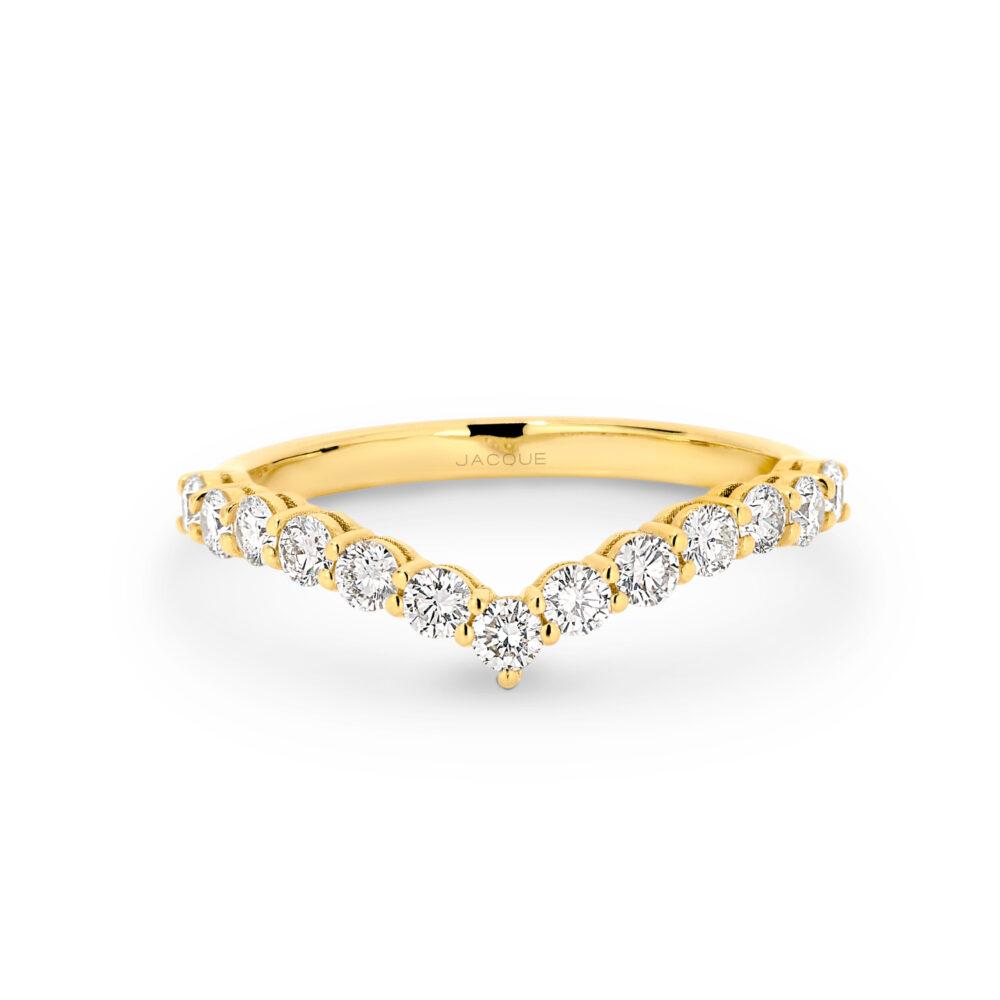 CARMEN Diamond Wedding rings in Sydney