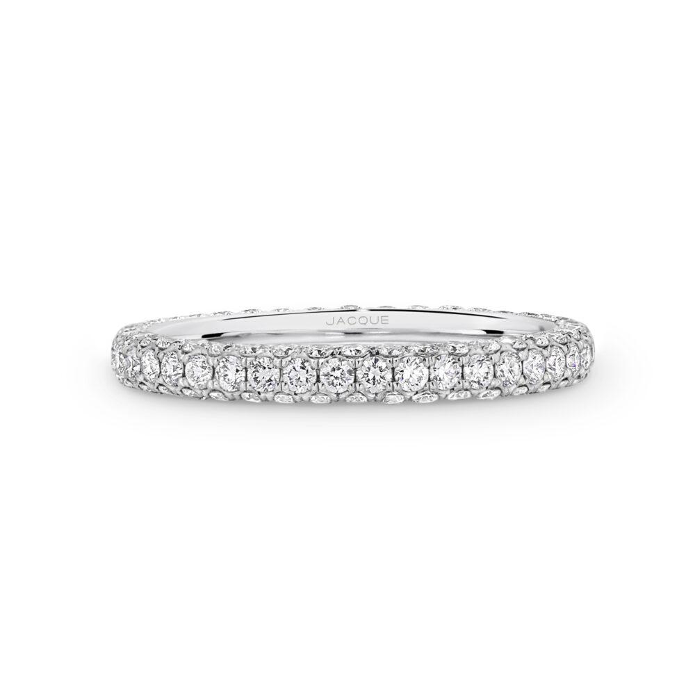 ELISA Diamond Wedding ring in Sydney