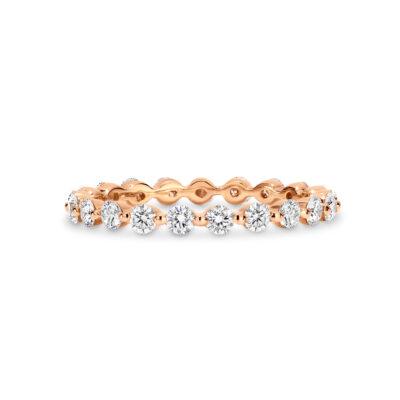 ALMUDENA Diamond Wedding ring in Sydney