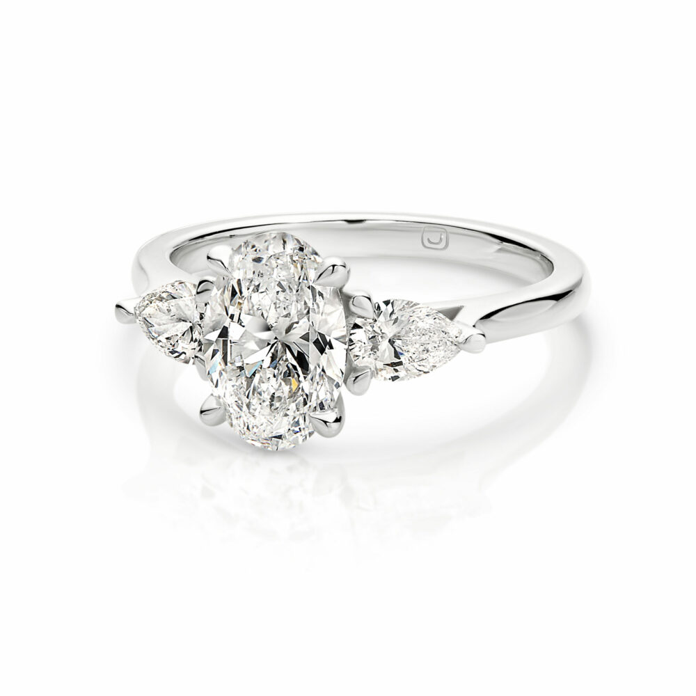 MONIQUE Diamond Engagement Ring in Sydney