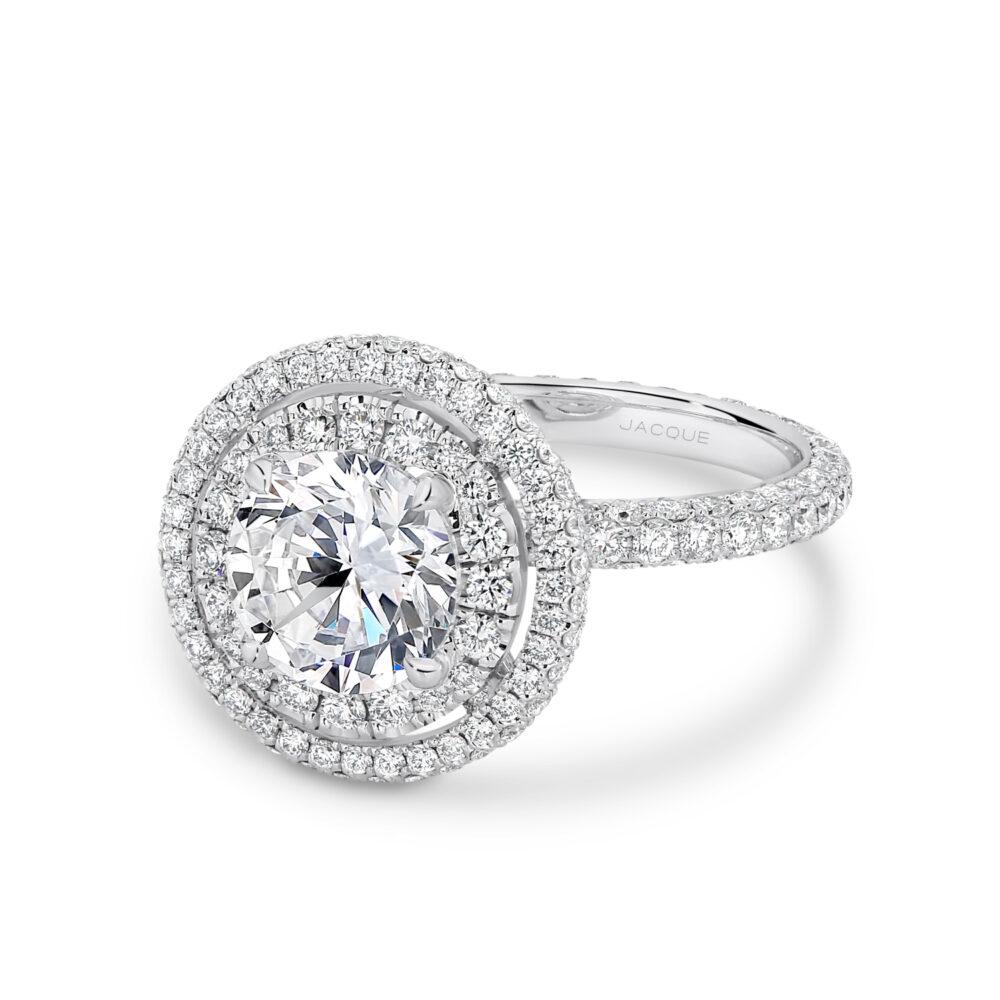 JOSEPHINE Diamond Engagement Ring in Sydney