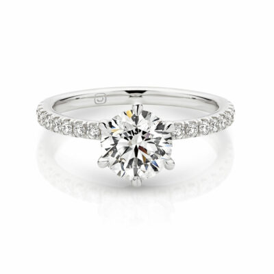 CLAIRE Diamond Engagement Ring In Sydney