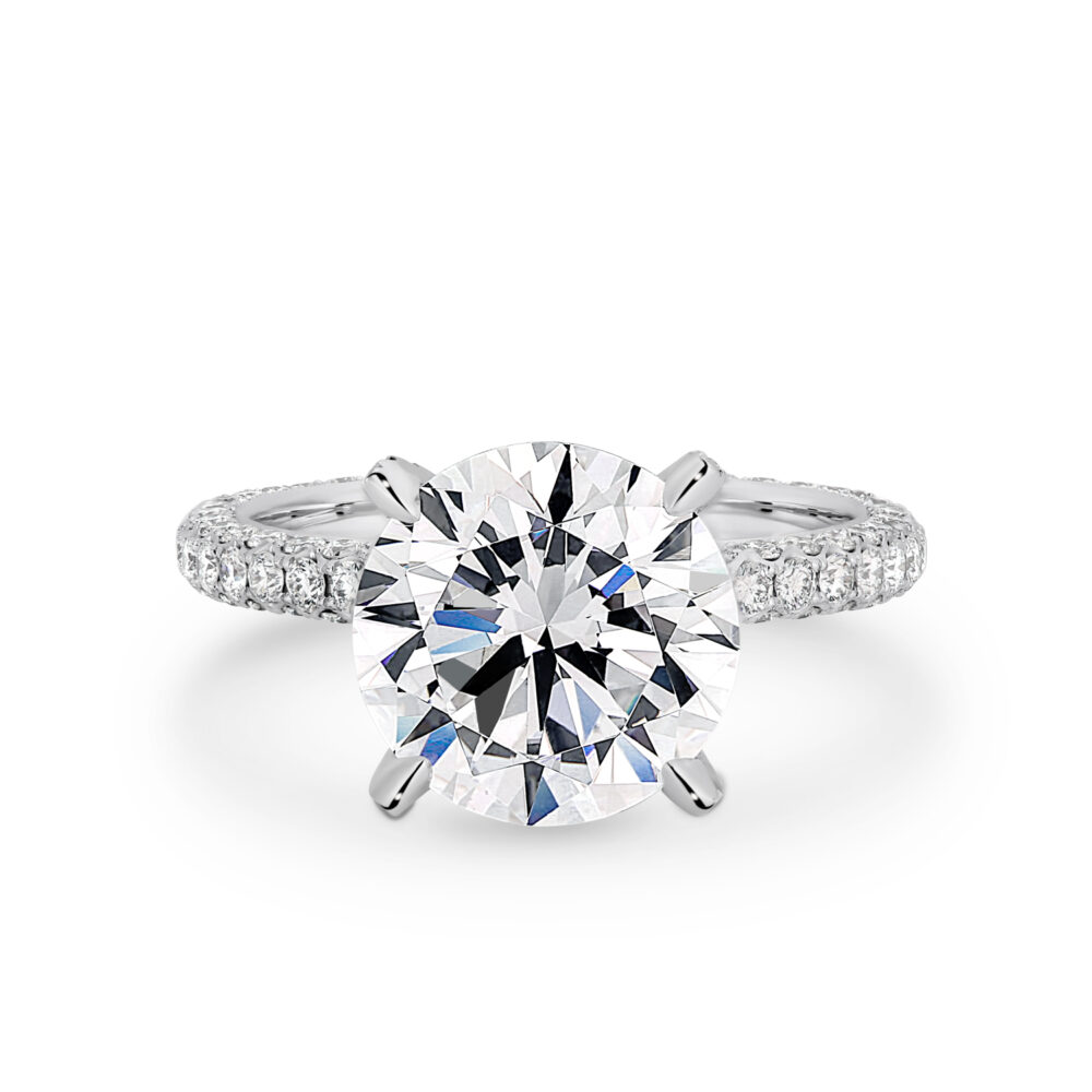 ODETTE Diamond Engagement Ring in Sydney