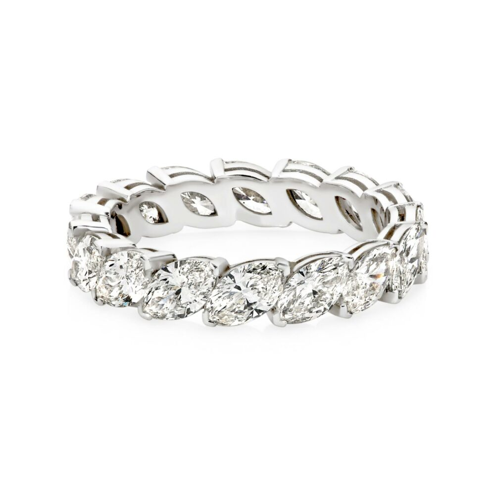 PHILIPA Diamond Wedding Ring in Sydney