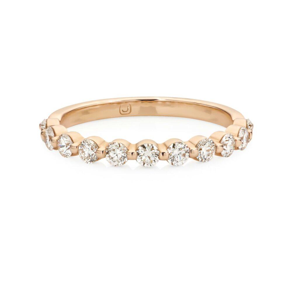 CHARLENE Diamond Wedding Ring in Sydney